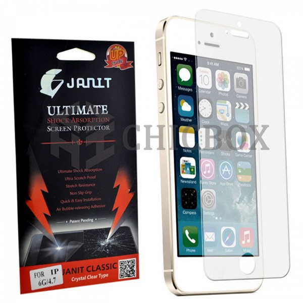 iPhone 6 Ultimate Shock Absorption Screen Protector