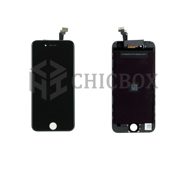 LCD Screen with Digitizer Assembly for iPhone 6_ Black