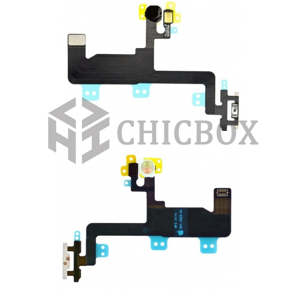 OEM Power Button Flex Cable Assembly for iPhone 6