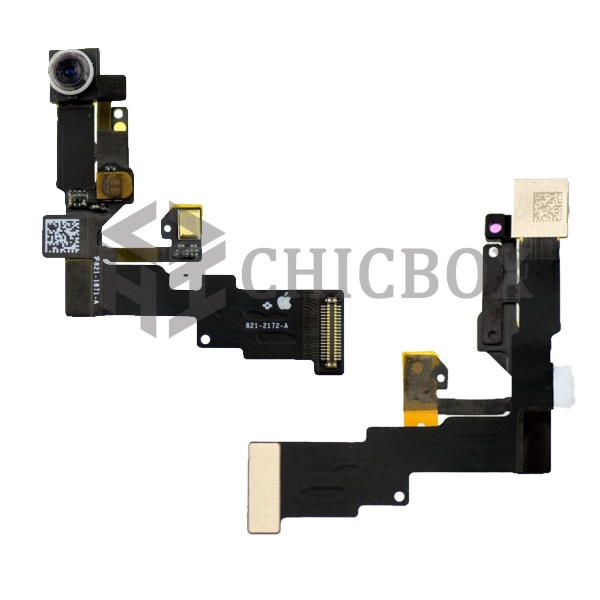 Proximity Light Sensor Flex Cable Ribbon with Front Camera for iPhone 6 OEM