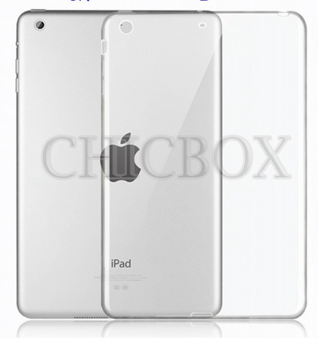 Transparent Clear Soft TPU Case
