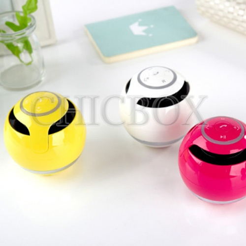 GS009 Portable Wireless Super Bass Stereo Bluetooth Speaker