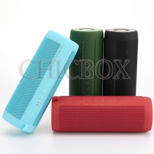 T2 Wireless Bluetooth Super Bass Waterproof Outdoor Cycling Flashlight Speaker