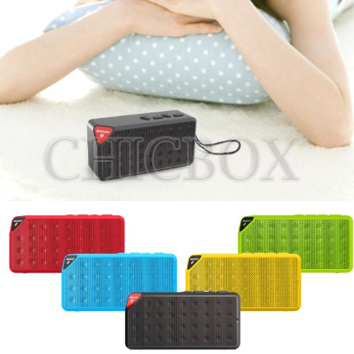 X3 Wireless Boombox Stereo Bluetooth Speaker Portable